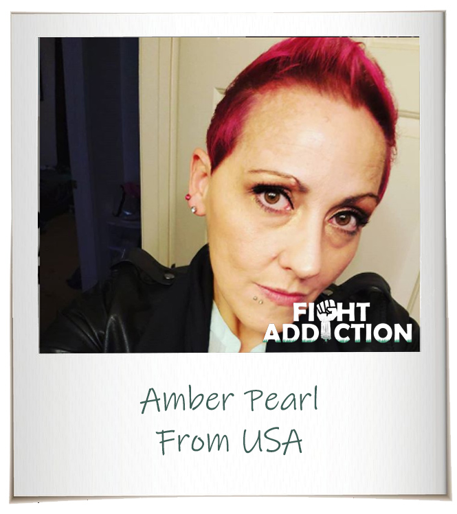 Amber Pearl's Sober Story