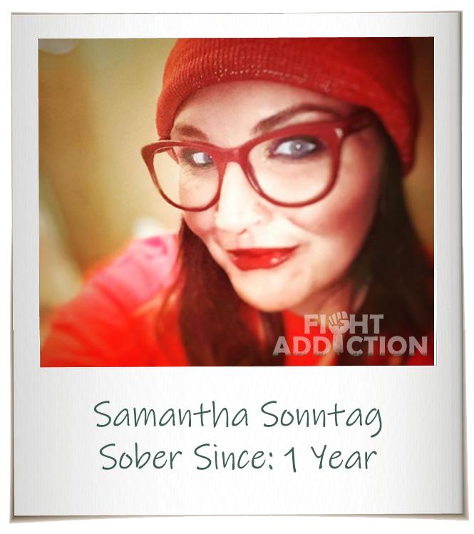 Samantha Sonntag's Sober Story