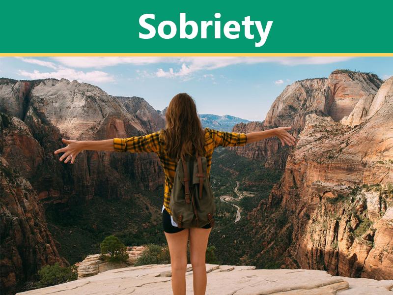 Ways to be sober