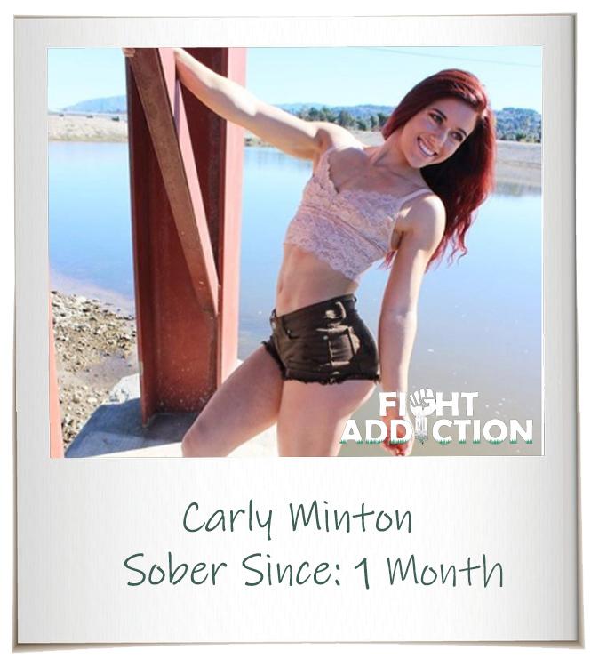 Carly Minton's Sober Story