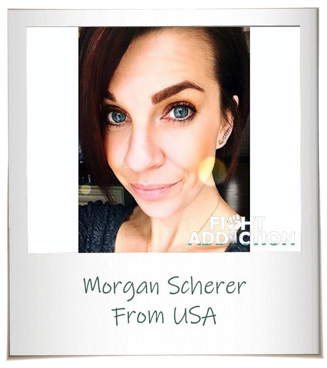 Morgan Scherer's Sober Story