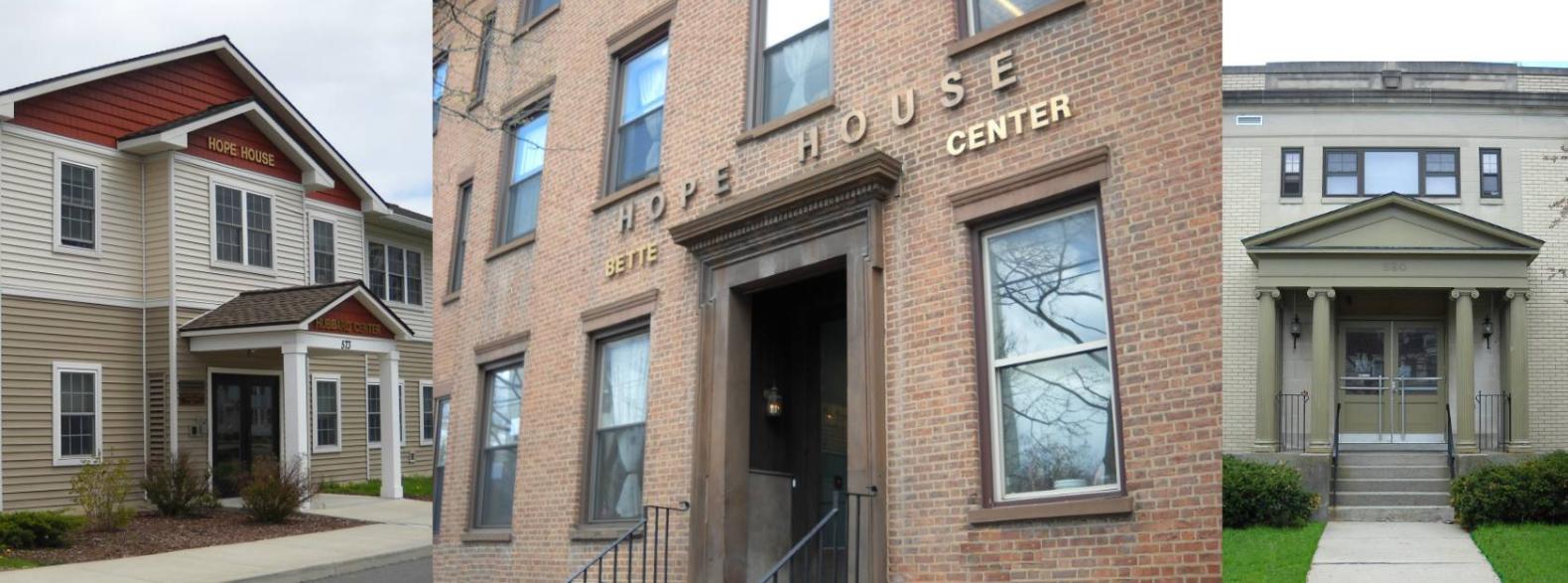 Hope House, Bette Center Albany, NY